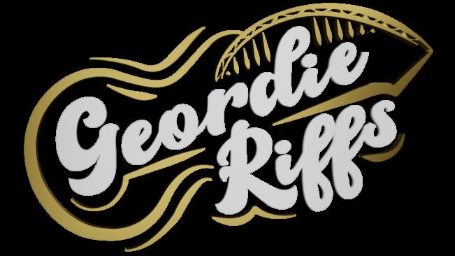 Geordie Riffs Logo